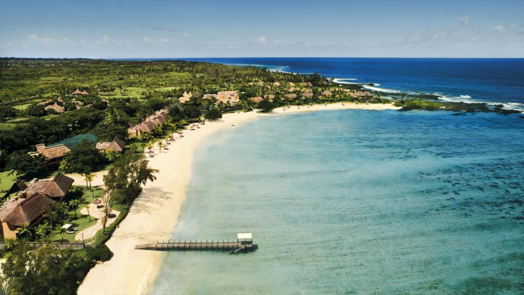 Shanti Maurice Beachfront Villa