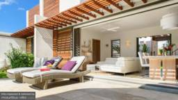 Selected Villas for rent near The Beach House (Mauritius