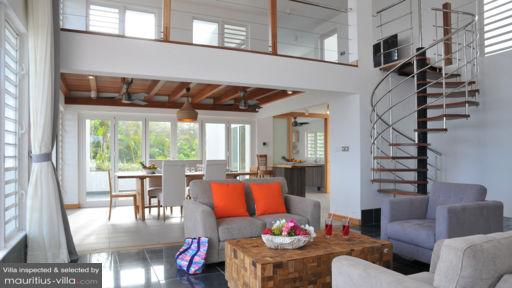 Penthouse Blan Korai